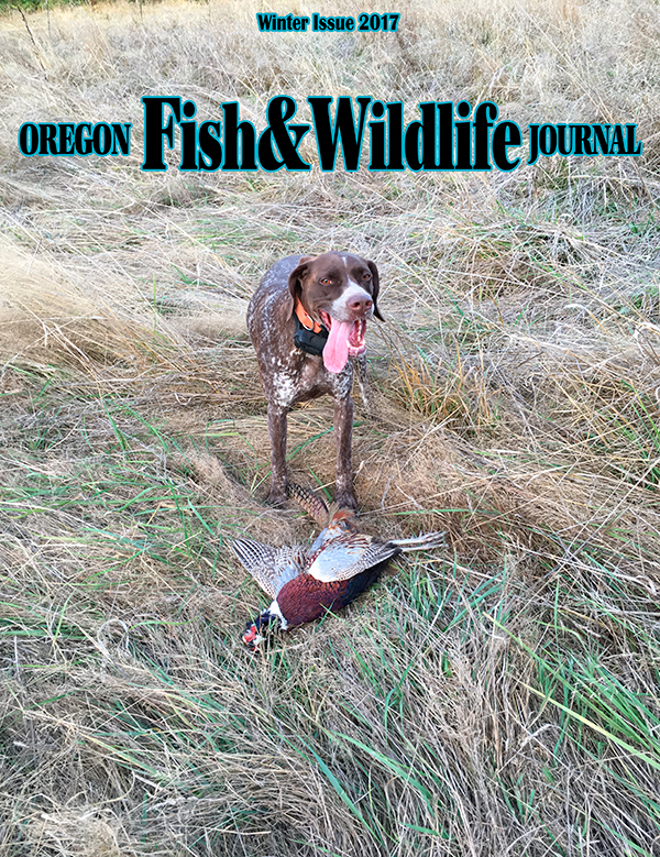 2017 Winter issue oregon fish & wildlife journal