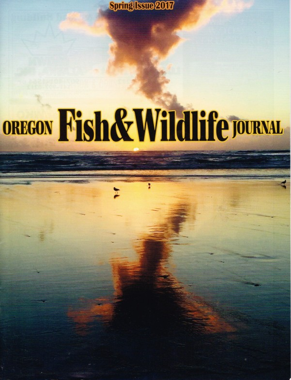 spring 2017 oregon fish & wildlife journal