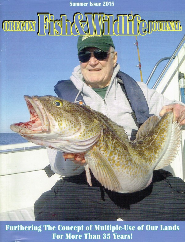 summer 2015 oregon fish & wildlife journal