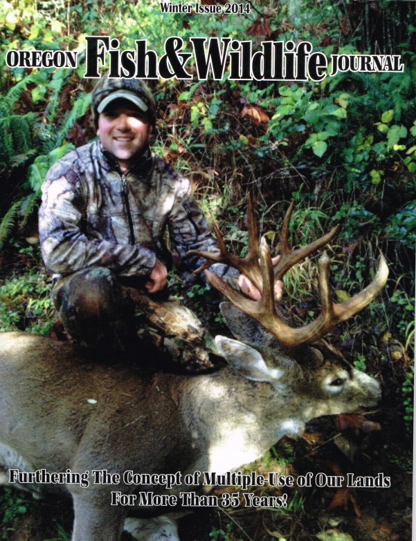 winter 2014 oregon fish & wildlife journal