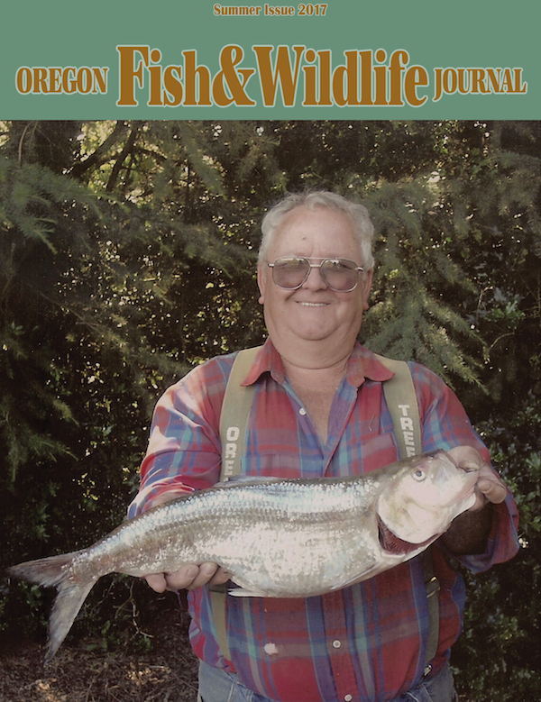 Summer 2017 oregon fish & wildlife journal