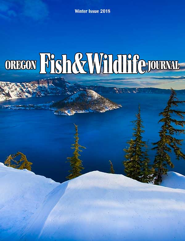 Welcome to oregon fish wildlife journal oregon fish for Fish and wildlife