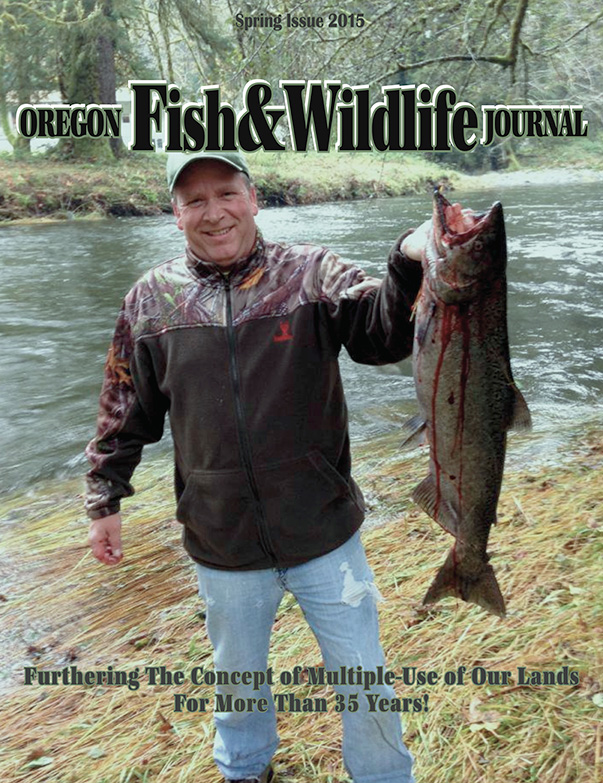 spring 2015 oregon fish & wildlife journal